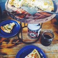 1/8/2016에 Astrid A.님이 Pizza del Perro Negro에서 찍은 사진