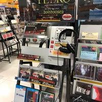 9/22/2018에 ショーン ・.님이 TOWER RECORDS あべのHoop店에서 찍은 사진