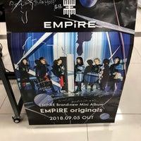 9/15/2018에 ショーン ・.님이 TOWER RECORDS あべのHoop店에서 찍은 사진