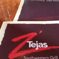 Photo taken at Z'Tejas by Win K. on 12/6/2012