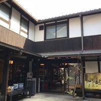 Foto tirada no(a) 夢京橋あかり館 por びわ湖はマリンブルー で. em 10/24/2018