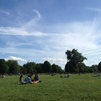 6/30/2013 tarihinde Antonio F.ziyaretçi tarafından Clissold Park'de çekilen fotoğraf