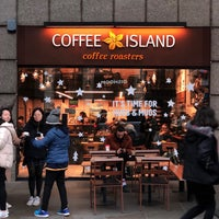 Coffee Island Coffee Shop In Leicester Square