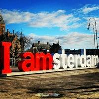 Photo prise au I amsterdam par Raphael M. le11/29/2012