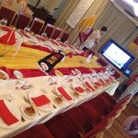 Das Foto wurde bei Byotell Hotel von Fatih A. am 9/19/2012 aufgenommen