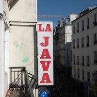 Foto diambil di La Java oleh Sébastien M. pada 1/31/2016