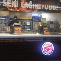 10/23/2018 tarihinde Ali A.ziyaretçi tarafından Burger King'de çekilen fotoğraf