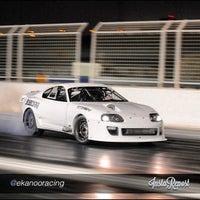 Снимок сделан в Bahrain International Circuit пользователем Ahmed D. 3/1/2013