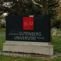 Johannes Gutenberg-Universität Mainz - University in Mainz