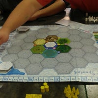 Photo taken at Imperial Outpost Games by Mike C. on 3/30/2013