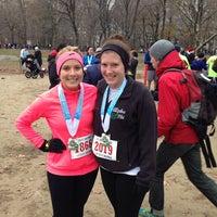 Photos At Nyc Runs 2013 Frozen Bonsai Half Marathon Now Closed Athletics Sports In Central Park