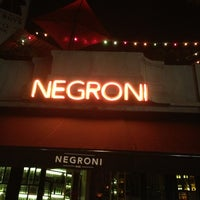 Photo prise au Negroni par Marcelo M. le6/2/2013