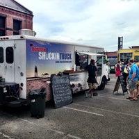 Снимок сделан в South End Open Market @ Ink Block пользователем Jason C. 7/7/2013