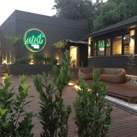 8/17/2013에 Berrak T.님이 Mint Restaurant & Bar에서 찍은 사진