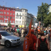 Photo prise au Critical Mass Berlin par Fabio R. le7/27/2013