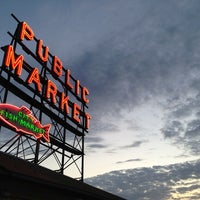 Foto tomada en Pike Place Market  por William d. el 7/8/2013