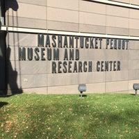11/12/2016에 Kells B.님이 Mashantucket Pequot Museum and Research Center에서 찍은 사진