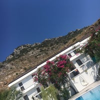 7/9/2018 tarihinde Pınar Y.ziyaretçi tarafından Poseidon Boutique Hotel & Yacht Club'de çekilen fotoğraf