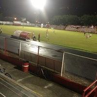 Foto tomada en Estadio Rafael Angel Camacho por Yei C. el 2/17/2013