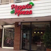 1/30/2014 tarihinde Dogus Y.ziyaretçi tarafından Pizzaria di Mozza'de çekilen fotoğraf