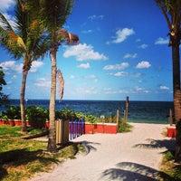 Photo Taken At Key Biscayne Beach Club By Jorge F On 5 14