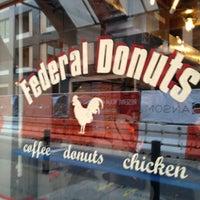 Photo prise au Federal Donuts par Joshua le1/21/2013