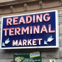 Das Foto wurde bei Reading Terminal Market von Joshua am 1/20/2013 aufgenommen