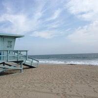 Foto tomada en Santa Monica State Beach por Alexander G. el 5/17/2013