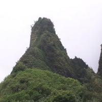 Photo taken at Iao Needle by Diana K. on 8/4/2016