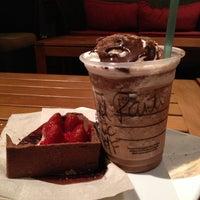 2/18/2013 tarihinde Raisa Q.ziyaretçi tarafından Starbucks Coffee'de çekilen fotoğraf