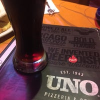 4/13/2018에 Travis H.님이 Uno Pizzeria & Grill - Dayton에서 찍은 사진