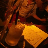 Foto scattata a The Alchemist Bar & Cafe da Mr. Gunn il 11/30/2012
