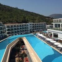 Foto scattata a Thor Luxury Hotel & SPA Bodrum da Onur T. il 8/13/2013