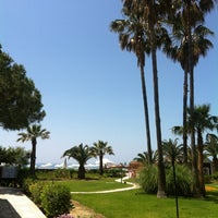 5/19/2013 tarihinde Emre T.ziyaretçi tarafından Atlantique Holiday Club'de çekilen fotoğraf