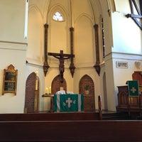Foto tomada en Iglesia Luterana de La Santa Cruz en Valparaíso por Marcelo C. el 9/9/2018