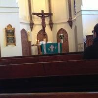 Foto tomada en Iglesia Luterana de La Santa Cruz en Valparaíso por Marcelo C. el 7/21/2013