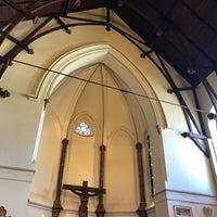 Foto tomada en Iglesia Luterana de La Santa Cruz en Valparaíso por Marcelo C. el 5/20/2018