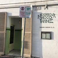 Das Foto wurde bei Neighbourhood Wine von Victoria S. am 2/21/2020 aufgenommen