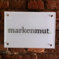 Das Foto wurde bei Markenmut Kreatives Marketing AG von Tobias V. am 11/15/2012 aufgenommen