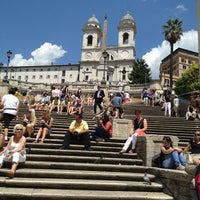Foto scattata a Piazza di Spagna da yuji3110 il 6/8/2013