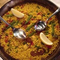 Foto tirada no(a) Plan B Spanish Resto por Ingrid W. em 2/27/2013