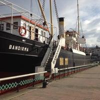 10/18/2013 tarihinde Selviziyaretçi tarafından Bandırma Gemi Müze ve Milli Mücadele Açık Hava Müzesi'de çekilen fotoğraf