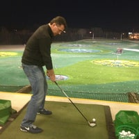 Photo taken at Topgolf by Richard M. on 2/3/2013