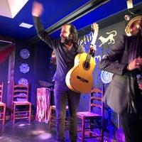 Foto tomada en Tablao Flamenco Cafetín La Quimera por Steve E. el 3/8/2018