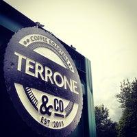10/5/2013 tarihinde YingMing Z.ziyaretçi tarafından Terrone & Co.'de çekilen fotoğraf