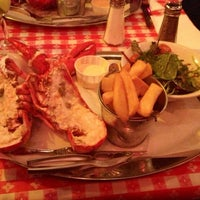 Foto tirada no(a) Big Easy Bar.B.Q & Crabshack por Natasha A. em 11/6/2012
