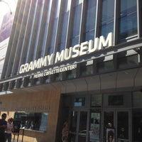 10/17/2012 tarihinde ikuko l.ziyaretçi tarafından The GRAMMY Museum'de çekilen fotoğraf