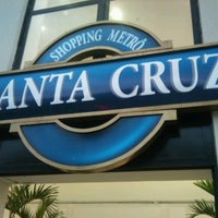 3/30/2013にWesley S.がShopping Metrô Santa Cruzで撮った写真