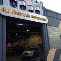 Photo prise au All American Automotive par Zachary R. le12/27/2013