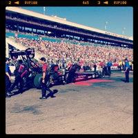 Photo prise au The Strip at Las Vegas Motor Speedway par Christie M. le10/27/2013